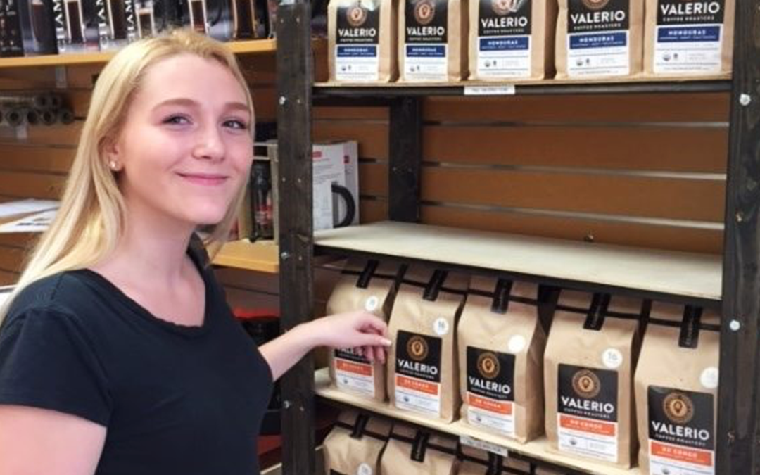 Spilling the Beans: Our Wonderful Co-op with Valerio Coffee Roasters